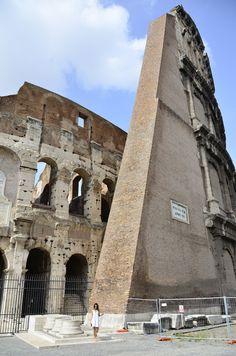 Coliseu, dica de viagem blog, dica de Roma, Dica de Itália, Italy, Rome, Colosseum, Coloseo