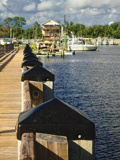 Ocean Springs Pier, MS