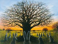 Communion by Robert Bissell - Chloe Fine Arts