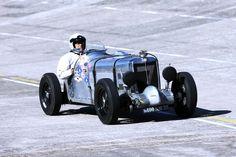 MG TA Pointed Tail Monaco - 1936