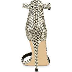Nine West Mana Open Toe Sandals (255 QAR) ❤ liked on Polyvore featuring shoes, sandals, open toe sandals, nine west sandals, nine west shoes, open toe shoes and nine west