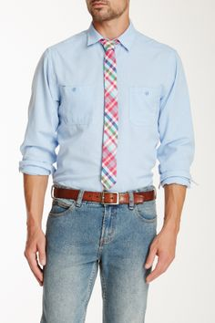Filthy Etiquette Carlton Long Sleeve Double Pocket Woven Shirt on HauteLook