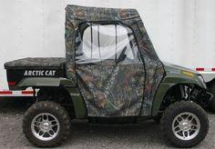 EPI Heavy-Duty Brake Pads Rear for ARCTIC CAT Wildcat X 1000 4x4 2014-2016