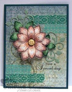 Heartfelt Creations   Special Day Fleur