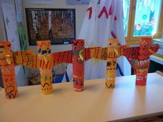 Mardi 12 juin 										2 				12 				/06 				/Juin 								18:32 					     			 		 		 			 				 					Nos totems				 			 		 		 			     Nous avo... Atelier Theme, Princess Crafts, Indian Princess, Cub Scouts, Totems, Mardi, Crafts For Kids, Activities, Blog