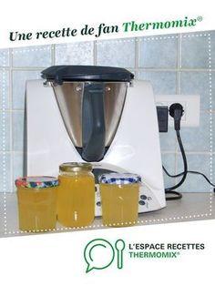 gelée de citron par kikiou42. Une recette de fan à retrouver dans la catégorie Desserts & Confiseries sur www.espace-recettes.fr, de Thermomix®.