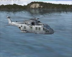 Microsoft Flight Simulator X helicopters
