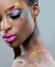 Beautiful Women Pictures, Makeup Art, Black Women, Model, Photography, Beauty, Goodies, African, Woman