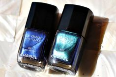 Dreaming of the Ocean, through Chanel