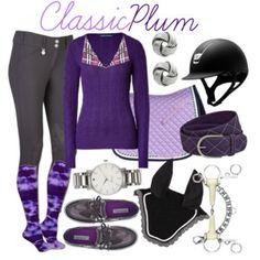 """Classic Purple""- Polyvore"