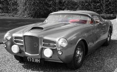 facel vega hk 500 racing by olivier decatoire