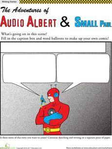 Comic Story Starter