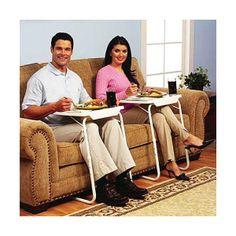 Mesa plegable portátil multifunción ajustable a 6 alturas diferentes y 3 ángulos distintos. Para comer, leer, manualidades de los niños, para el pc, ordenador portátil, desayuno en la cama, etc...