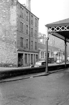 Photograph taken in January 1961 Ref: Dundee City, Historical Photos, Great Britain, Old Photos, Scotland, History, Architecture, January, Photograph