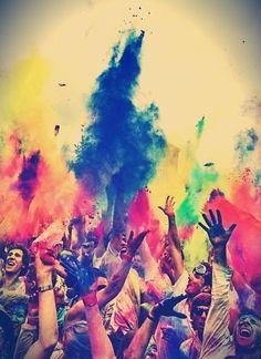 (4) Tumblr rave paint
