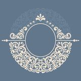 Round Floral Frame. - Download From Over 55 Million High Quality Stock Photos, Images, Vectors. Sign up for FREE today. Image: 37516852