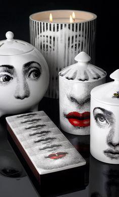 Les parfums d'intérieur Fornasetti chez l'Eclaireur