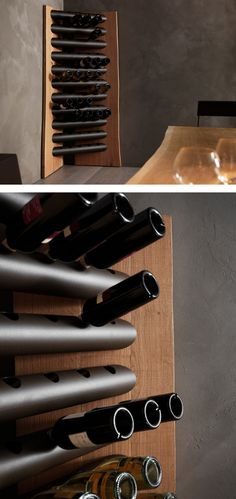 de Re #bottle racks #kitchen