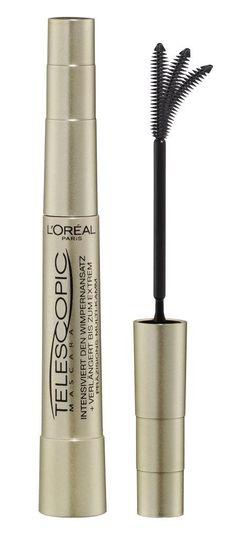 L'Oréal Paris Telescopic Mascara Black: Amazon.de: Beauty