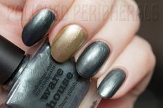 Picture Polish Warehouse and BarryM Gold