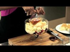 How To Prepare a Trifle