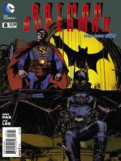 Batman y su boysfriends