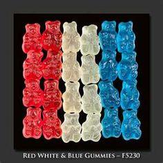 gummie bears 4th of july