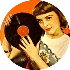 Vintage vinyl love