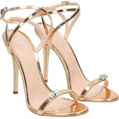 Gold High Heel Sandals, Ankle Strap High Heels, Gold Shoes, Pink Shoes, Pink Sandals, Strap Sandals, Leather Sandals, Sandals Outfit, Shoes Sandals