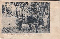 Green Cove Springs, Florida   Florida Crackers