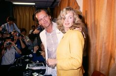 Jessica Lange and Jack Nicholson at Cannes, 1981