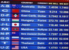 Exchange-rates
