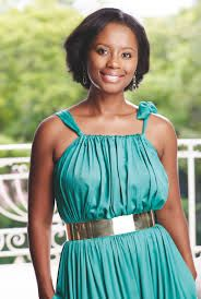 Khanyi Dhlomo (award-winning magazine editor and publisher, who has been named one of the most influential women in South African media.)