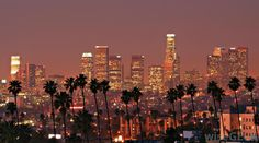 Los Angles skyline