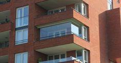 Balkonbeglazing Metalura