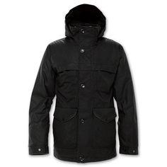 Filson x Burton Hellebrook Jacket
