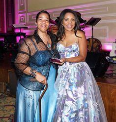 CUN Award Honoree Rita Montgomery with Mykesha Robinson