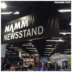 The National Association of Music Merchants, commonly called NAMM in reference to the organization's popular NAMM trade shows, is the not-for-profit association that promotes the pleasures and benefits of making music and strengthens the $17 billion global music products industry.   #NAMM2015 #NAMM  #Anaheim #California #SergioBellotti #drummer #Boston #igerboston