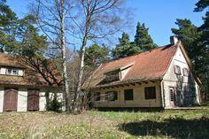 Forsterówka - letnia rezydencja gauleitera Alberta Forstera | #gdansk #sightseeing