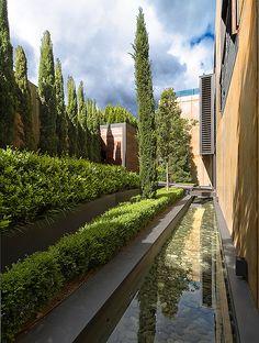 Jardín Urbano 2007 / Madrid. Fotografías realizadas por Pablo Vicens Urban Garden in Madrid. Contemporaneous garden design.  Landscape architecture.