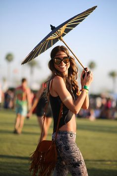 The Absolute Best Festival Style from Coachella's Opening Weekend