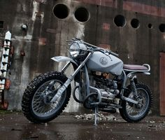 Ottonero Cafe Racer: ....and now, Play !!