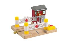 Thomas Wooden Railway - Deluxe Railroad Crossing Signal Fisher-Price http://www.amazon.com/dp/B009NFG39K/ref=cm_sw_r_pi_dp_aMt0tb1S5TGJYKJQ