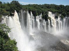 Africa   Calandula Falls. Calandula, Malanje, Angola.   © Mario Pinho