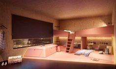 Habitación múltiple en Jo&Joe