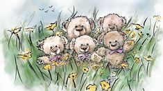Teddy Bear Pictures, Love Bear, Floral Wreath, Wreaths, Decor, Floral Crown, Decoration, Door Wreaths, Deco Mesh Wreaths