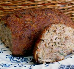 Belgian Meatloaf from Food.com:   I believe this recipe comes from Everybody Eats Well in Belgium -- It makes for an interesting loaf!