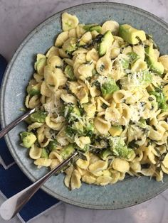 When I saw this recipe on Krumkaker I fell in love. So simple, fresh, and different. A Scandinavian pasta dish inspired by a Swedish blog named Pickipicki. This dish could be made year-round but it...
