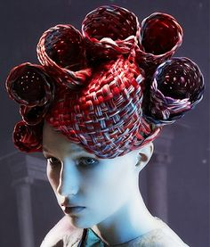 Avant garde hairdressing