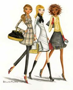 bella pilar... time to shop ladies!